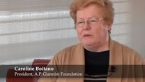 Meet Caroline Boitano, President of the A.P. Giannini Foundation